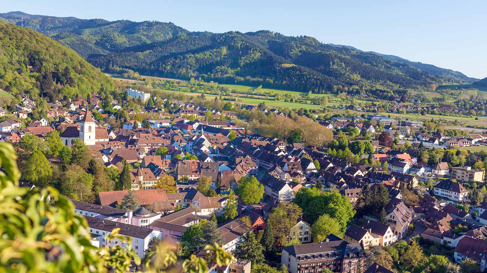 Frauen Staufen im Breisgau